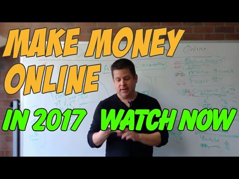 How To Make Money Online In 2017 For Beginners Guide