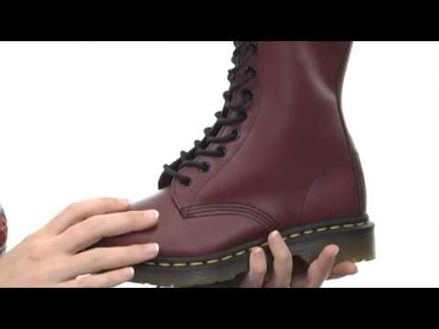Dr. Martens 1B60 20 Eye Zip Boot SKU: 9057884 by Shop Zappos