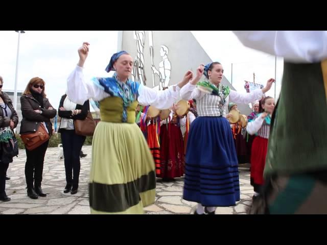Grupo de Danzas Virgen de Las Lindes y Del Carmen en Suances