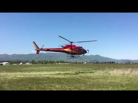 Clear for take off! - Heli Protection Europe