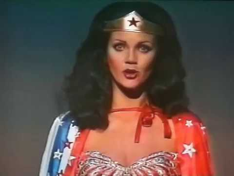 Wonder Woman's duction to Lynda Carter Special 1980