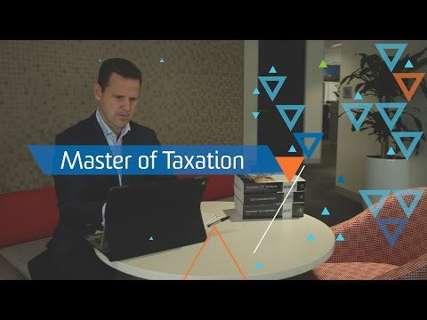 Master of Taxation at UNSW Business School