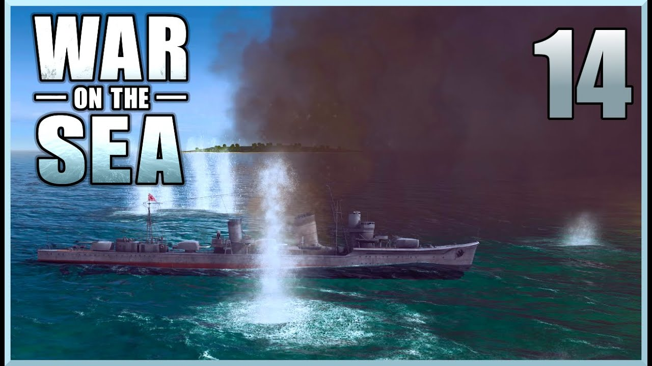 Download War on the Sea: Campaign : Ep 14 - Guadalcanal Landing!