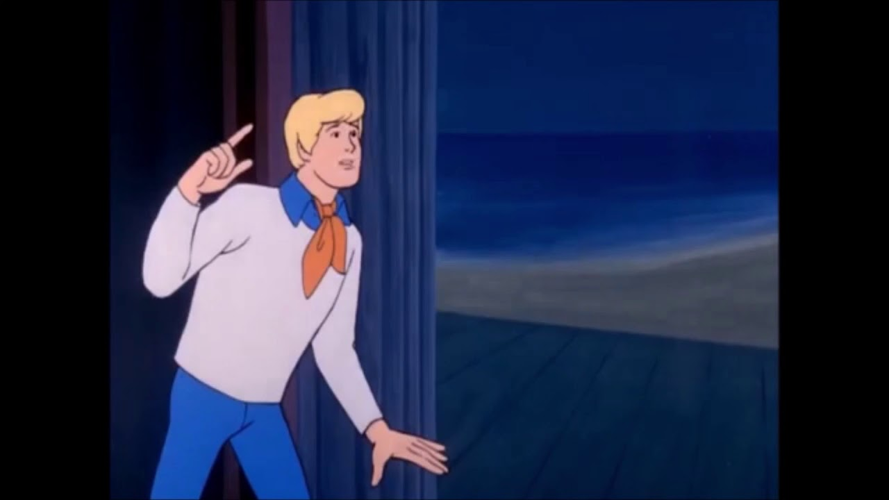Scooby Doo Where Are You S1e8 Foul Play In Funland The Strange Man Youtube