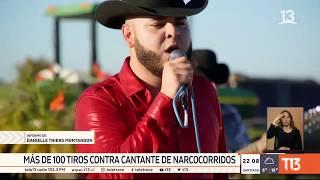 Muere famoso cantante mexicano de narcocorrido en balacera