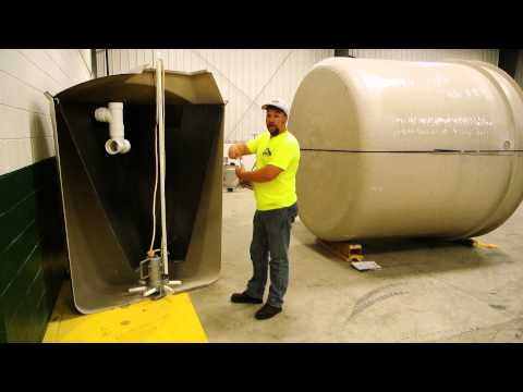 Alternative Septic Systems What Is An Atu Youtube