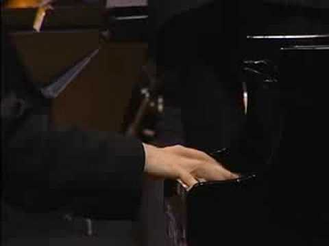 Rachmaninoff 3rd Piano Concerto -2nd+3rd mov. (3rd part)