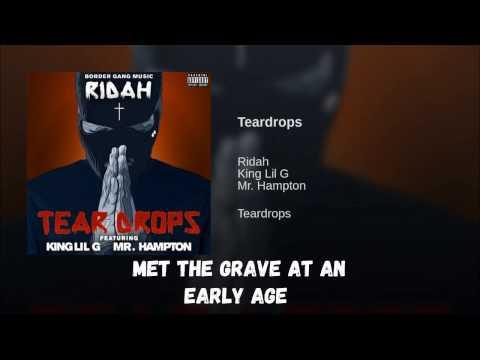 New King Lil G & Young Ridah - Teardrops 2018