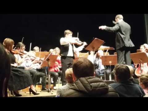 Ilyes Kristóf /Seitz Violin Concert G Dur