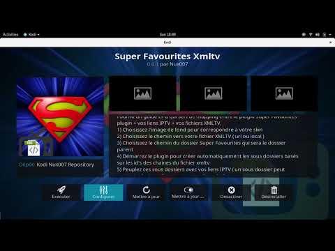 Super Favourites XMLTV