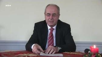 Dr. Thomas Bauer, Regierungspräsident von Mittelfranken