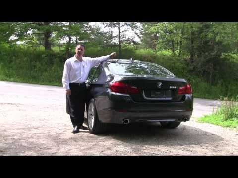 The All-New 2011 BMW 5 Series Review