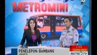 Suara Anda: Bye Bye Metromini (2) | Metro TV