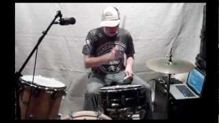 The Wallflowers - One Headlight (drum cover)