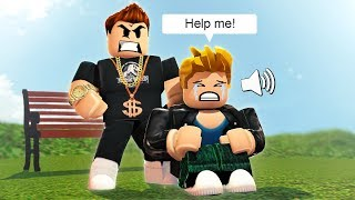Don't Play Roblox with Strangers..