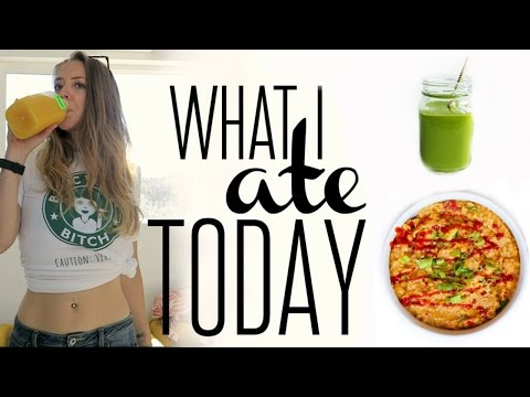 MY GO-TO WEIGHT LOSS MEALS // WHAT I ATE TODAY
