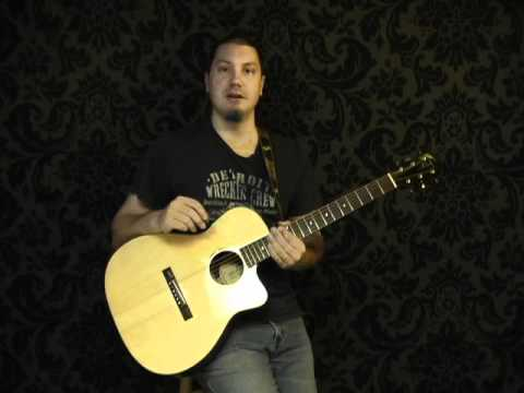 Guitar Lesson: Beautiful One, by Jeremy Camp