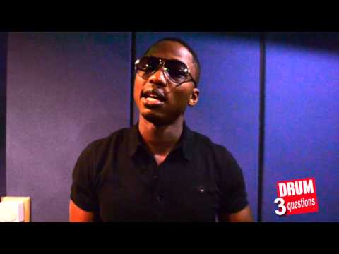 Catch-up with X-Factor's Andile Ncube
