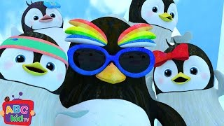 Penguin Dance Song | CoCoMelon Nursery Rhymes & Kids Songs