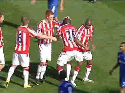Stoke City 1 2 Chelsea