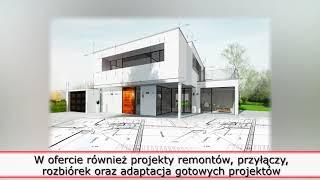 Projekty domów inwentaryzacje budynków adaptacje projektów Pruszków Michał Mańkowski. Architekt