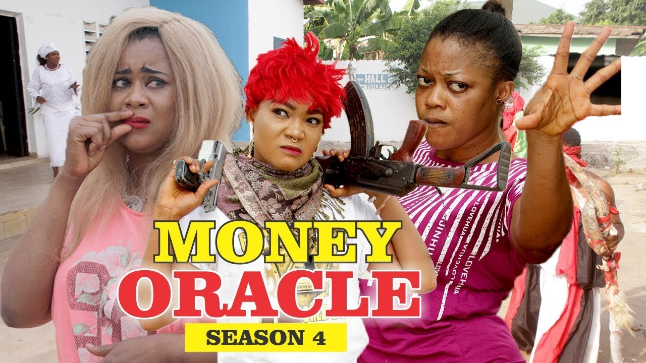 Download MONEY ORACLE 4 - 2018 LATEST NIGERIAN NOLLYWOOD MOVIES || TRENDING NOLLYWOOD MOVIES
