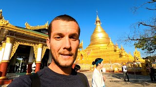 A DAY IN MANDALAY: TRAVEL MYANMAR 🇲🇲