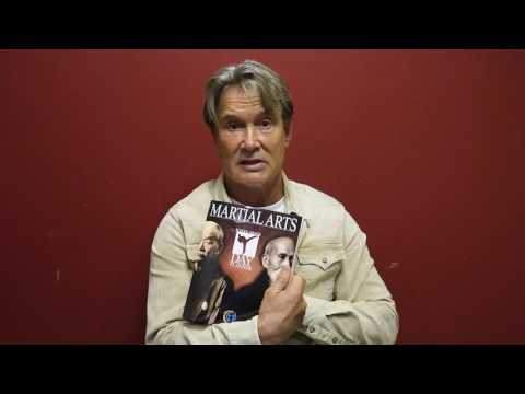 Richard Norton talks about the Martial Arts Day Planner