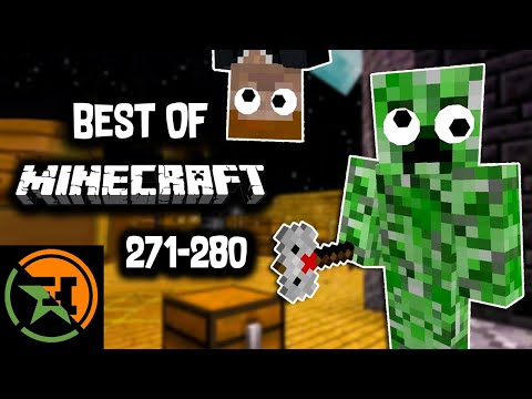 The Very Best of Minecraft | 271-280 | AH | Achievement Hunter