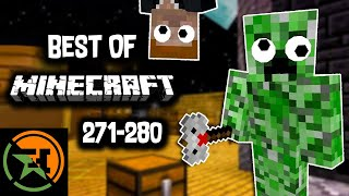 The Very Best of Minecraft | 271-280 | AH | Achievement Hunter