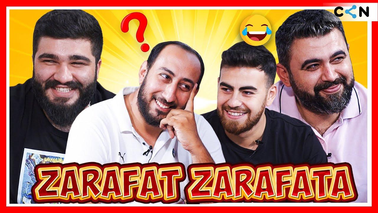 Zarafat-Zarafata #25 - Emil Musayev, Kənan Yusif, Elsevər Camal, Azər Səlimli