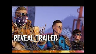 FALLOUT 76: WASTELANDERS E3 2019 GAMEPLAY TRAILER