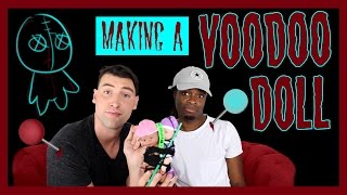 MAKING A VOODOO DOLL | Alx James