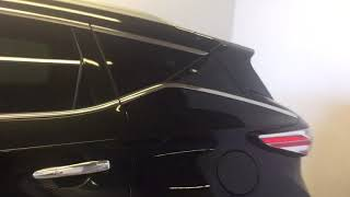 BLACK 2017 Nissan Murano  Review Sherwood Park Alberta - Park Mazda
