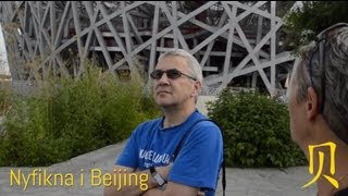 Nyfiken nomad i Nanjing, juni: Nyfikna i Beijing