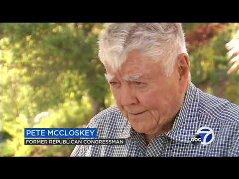 Former California congressman who helped create Earth Day speaks out in Lafayette