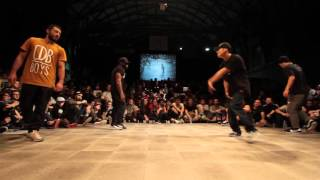 Junior - Yaman VS Nori - Katsuya Semi Final LCB 6 (2015)