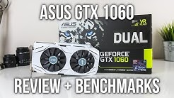 ASUS GeForce GTX 1060 Dual Fan OC 3GB Review And Benchmarks