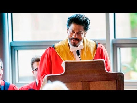 King Khan gets an invitation from Oxford university