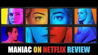 Maniac on Netflix Review