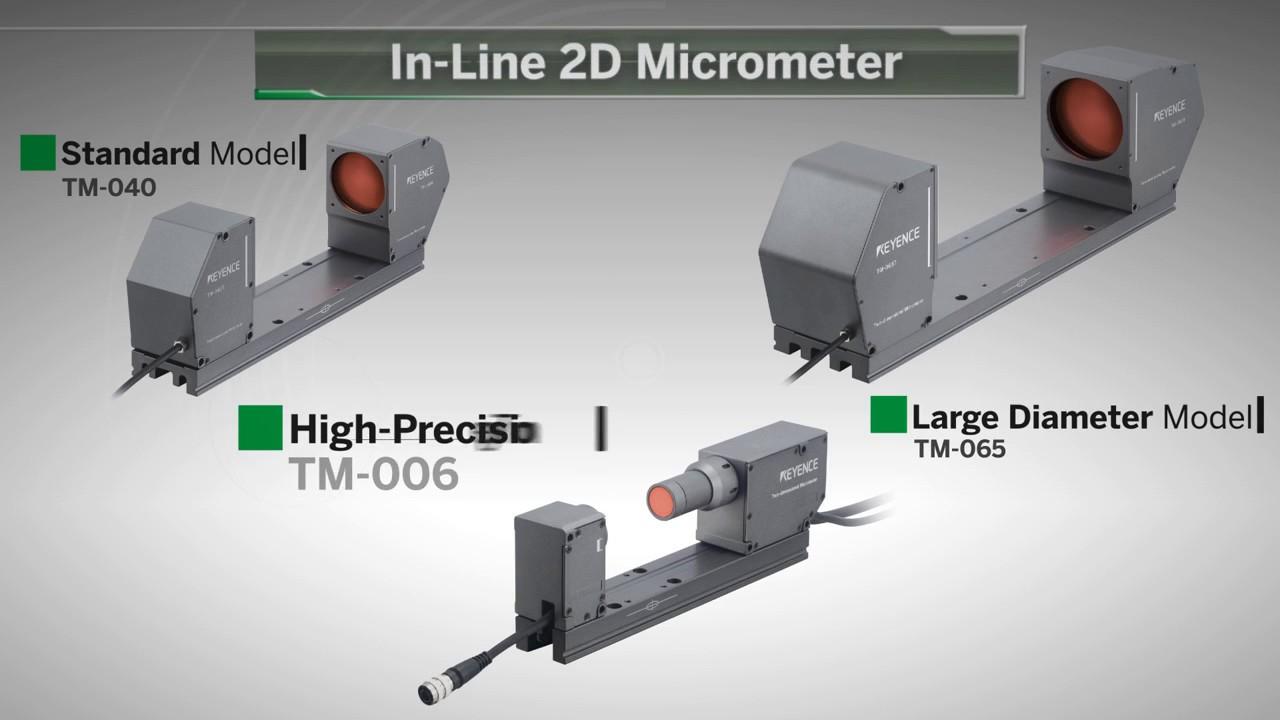 Keyence - Micrometers – Medital