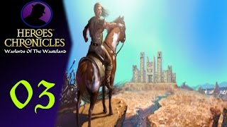 Let's Play Heroes Chronicles Warlords Of The Wastelands - Ep. 3 - Death To Rabak!
