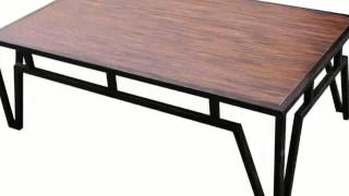 Steel Coffee Table -  Decoration New