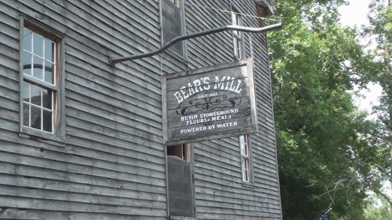 A visit to Bear's Mill