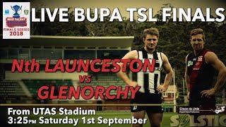 LIVE: BUPA TSL Semi Final - North Launceston v Glenorchy