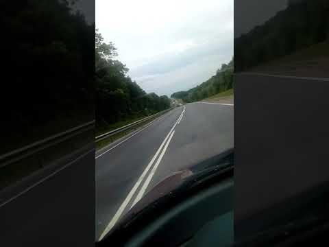 Видео ГИБДД-ДПС.РФ: Авария на калужской трассе 25.05.2019 1