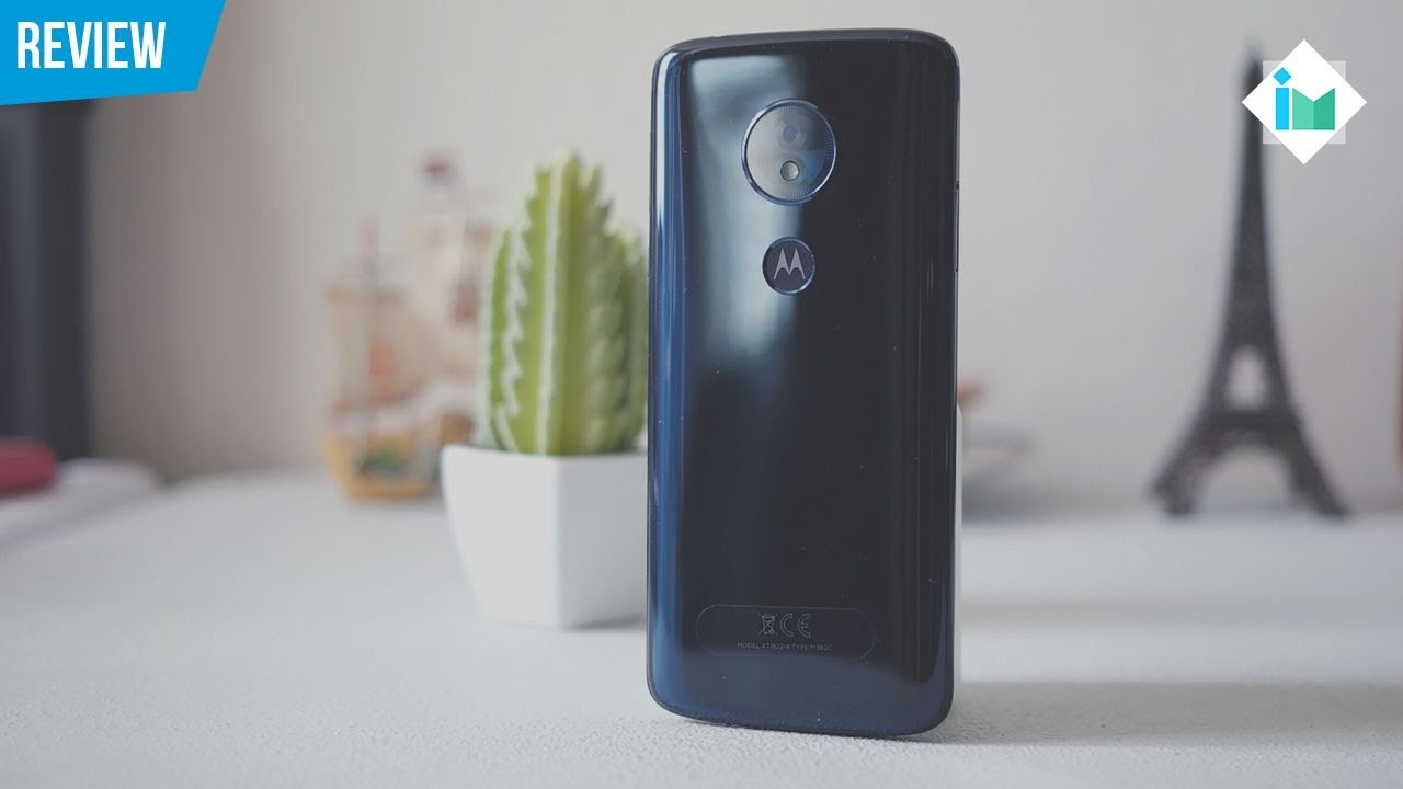Motorola Moto G6 Play Review En Espa 241 Ol Youtube