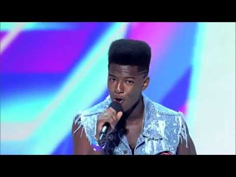 Willie Jones's fantastic voice amazes the...