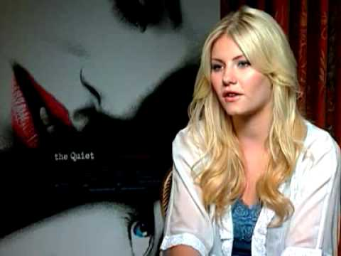 Elisha Cuthbert Interview about movie The Quiet