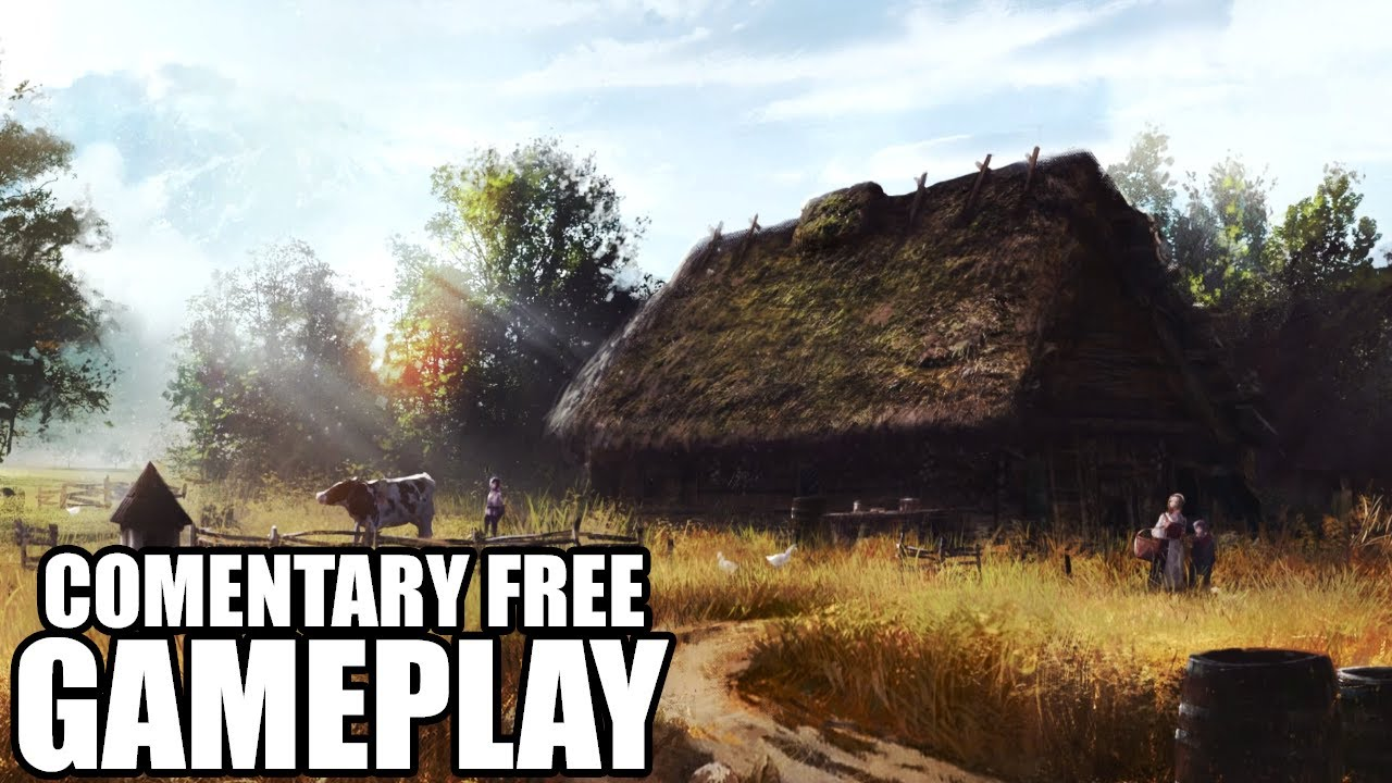 MEDIEVAL DYNASTY - Gameplay / No Commentary